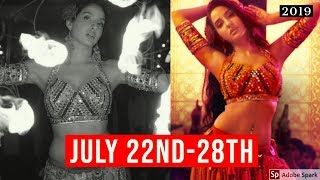 Top 10 Hindi/Indian Songs of The Week July 22nd-28th 2019 | New Bollywood Songs Video 2019!