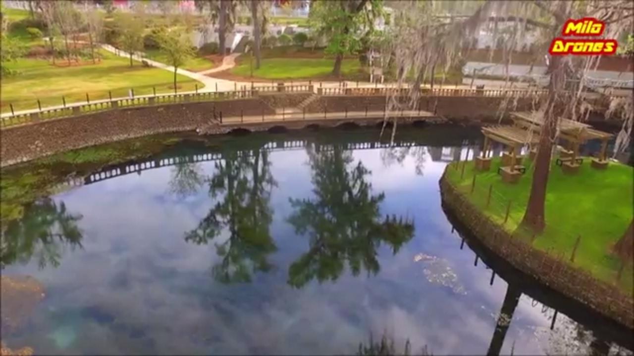Dji Phantom 3 Drone >> Radium Springs Garden in Albany, Ga. (Drone & Camera ...