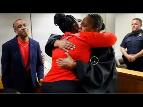 amber-guyger-trial---conviction-&-sentencing---the-best-thing-that-came-out-of-this-trial