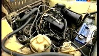 Авто Румыния.1300 Рено 12.Renault 12.Видео обзор.