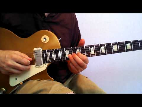 Back In Black (AC-DC) Guitar Solo Lesson Note for Note