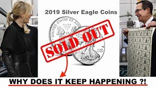 US Mint Sold Out, Gold Silver Market Update | James Anderson