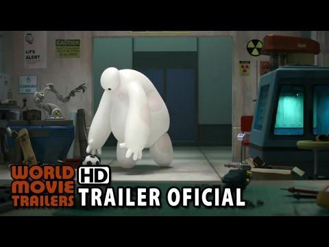 Operação Big Hero 6 Trailer Oficial #2 (2014) - Disney Animação HD