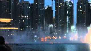 Dubai Fountain Ensan Aktar