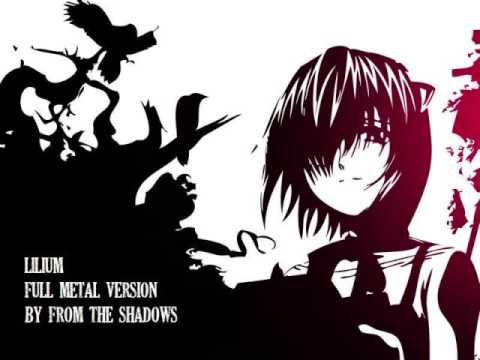From The Shadows - Lilium [2009]