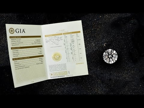 How To Read A GIA Diamond Certificate (Part 3)