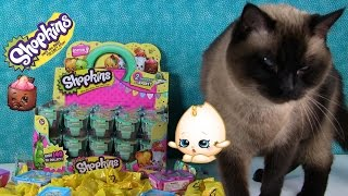 Shopkins Blind Basket Season 1 2 3 Full Box Palooza Unboxing | PSToyReviews