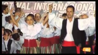 Actuación A.C. Coros y Danzas XIX Festival de Folklore Villa de Ingenio