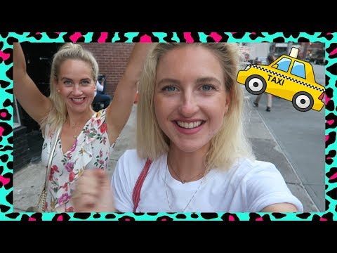 EERSTE DAG NEW YORK CITY | BLONDE TIGERS - VLOG #255
