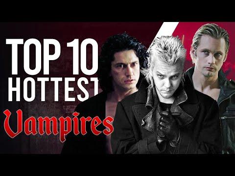 Top Ten Sexiest Vampires