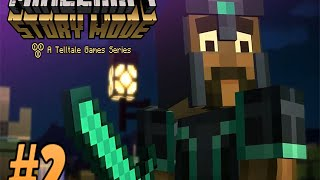 Minecraft Story Mode Episode 1 Ep#2