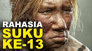 Fakta yang Disembunyikan! Suku Ke-13 Bani Israil