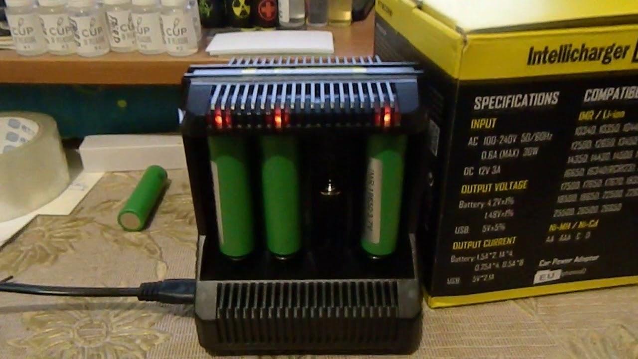 Vapeshop «dartvaper» зарядное устройство nitecore new i4 intelligent charger (original) 4 слота купить в киеве с доставкой по украине!. Все в наличии!. Вейп-шоп с самыми низкими ценами!
