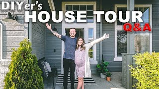 OUR OFFICIAL HOUSE TOUR!!