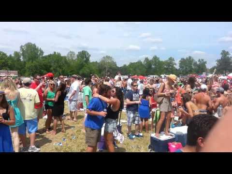 Triangle Beach Music Festival 2013