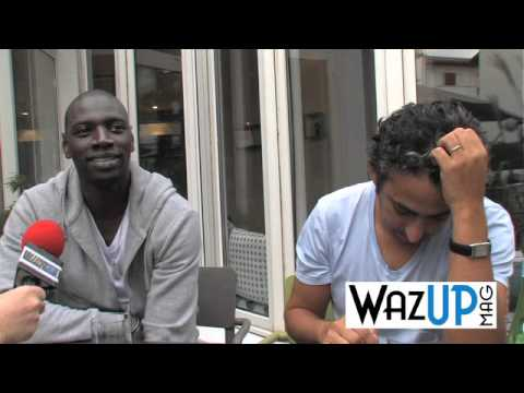 Interview D'Omar Sy, Olivier Nakache Et Éric Toledano - WAZUP MAG