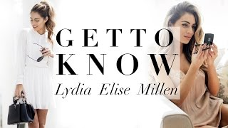 get to know me   my job promiscuity believing in miracles   lydia elise millen