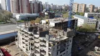 "ЖК ""Галактика"" / строительство / construction / Самара / Russia"