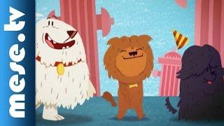 Csoóri Sándor: Farsangi kutyabál (rajzfilm, animáció, mese) | MESE TV