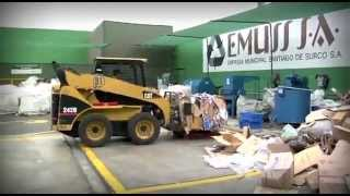Gestión de Residuos Sólidos - Municipalidad de Santiago de Surco - Minam