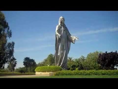 Shrine of Our Lady of Peace in Santa Clara, CA