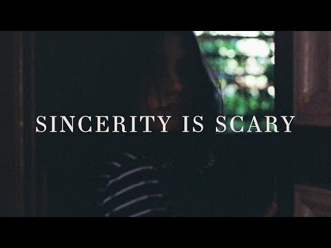 The 1975 ~ Sincerity Is Scary