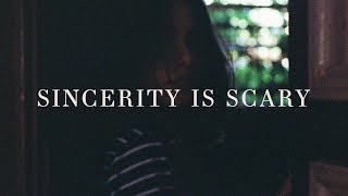The 1975 ~ Sincerity Is Scary (Lyrics)