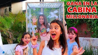GANA EN LA CABINA MILLONARIA | ¿Apple Watch, Outfit, $1,000.00? | TV Ana Emilia
