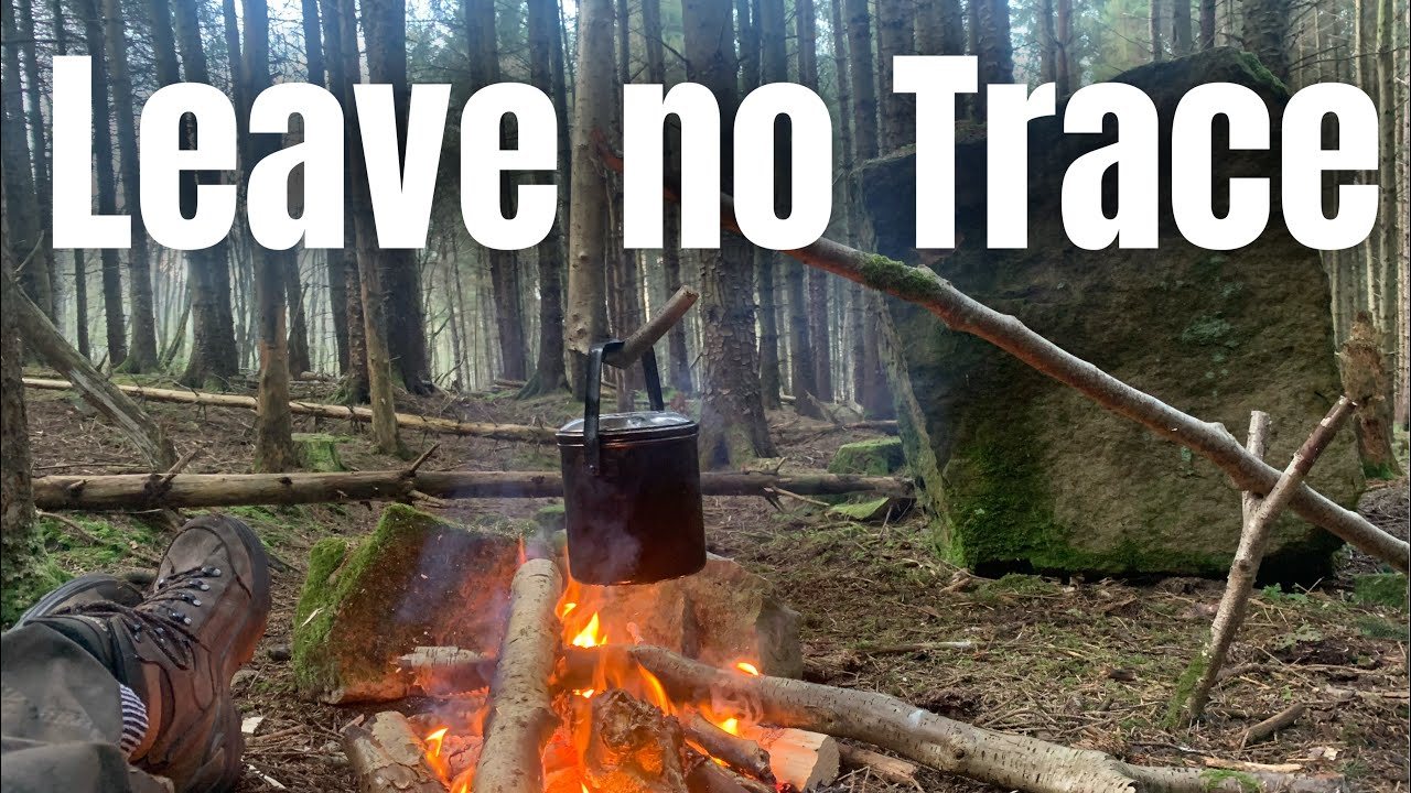 Leave no Trace - A Poem by Haze Outdoors