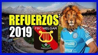 REFUERZOS CLAUSURA 2019 💥💥💥 FBC Melgar 🤩 Conoce a JOEL AMOROSO y DIEGO OSELLA