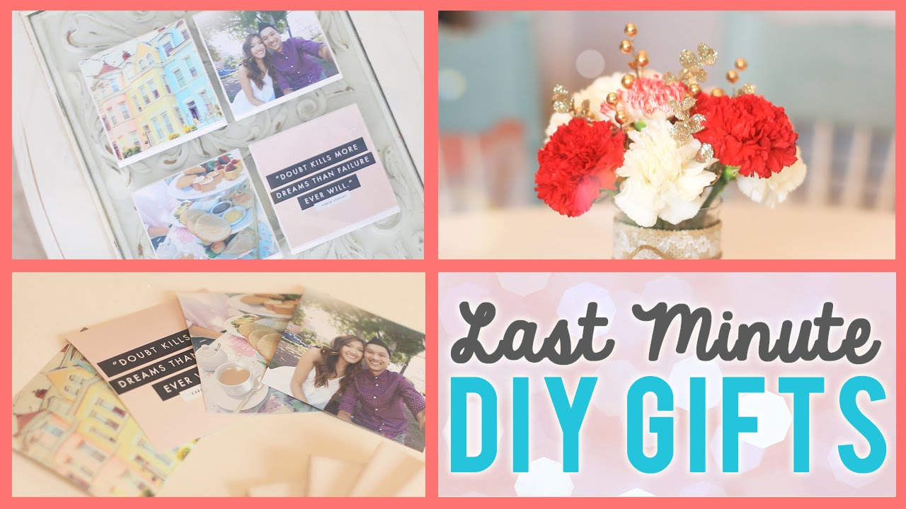 Last minute holiday diy gift ideas winterweylieland for Week end last minute