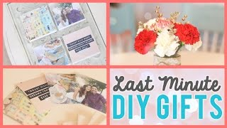 Last Minute Holiday Diy Gift Ideas #winterweylieland | Ilikeweylie