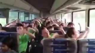 Deer Park High School's YMCA dance