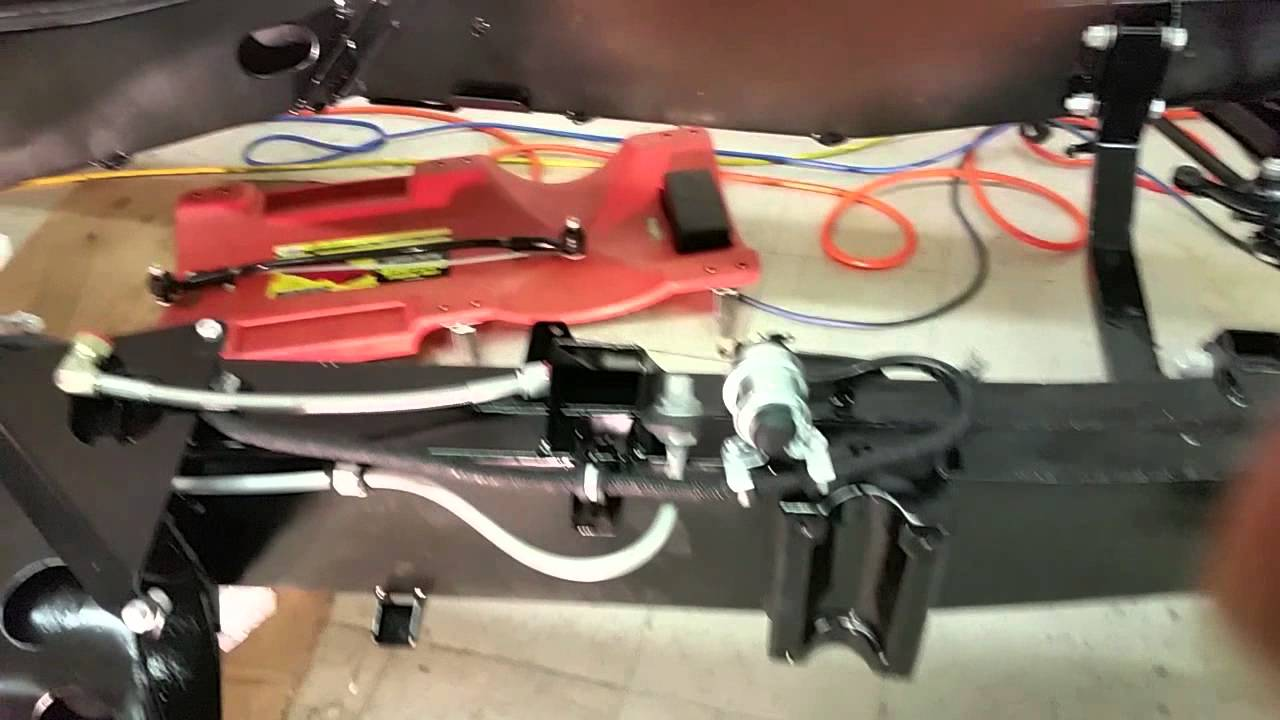 fuel pump rebuild, mounting and rear fuel filter part 2 rolls royce silver  cloud 3