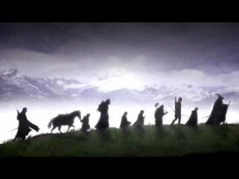 Il Signore degli Anelli (La compagnia dell'anello) - Colonna Sonora