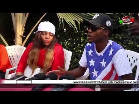 #INDUNDI TV AMAKURU # IKIGANIRO Ashley Diva yatanze kuba menyesha makuru