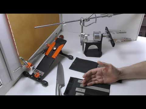 Алмазные пластины для заточки ножей и инструмента. Производитель - ИП Кузнецов  г. Чебоксары