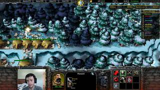 Warcraft 3: Farmer vs Hunter - Master at Hiding!