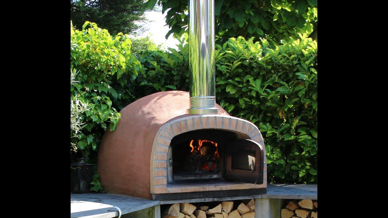 Top Pizzaoven bouwen Fornitalia Pizzaovens - YouTube UB19