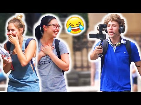 Loud Vlogger In Public! - Pranks Compilation (Ep. 48)