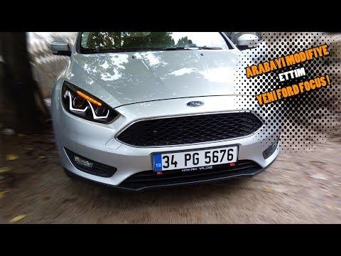 Arabamı Modifiye Ettim ! / Efsane Oldu ! / Yeni Ford Focus ! / Aksesuar'lar Takıldı !