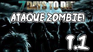 7 DAYS TO DIE - ALPHA 2 - :