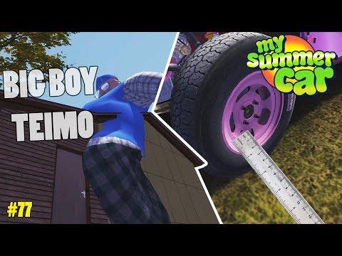Big Teimo, Small Teimo - Ruler | My Summer Car