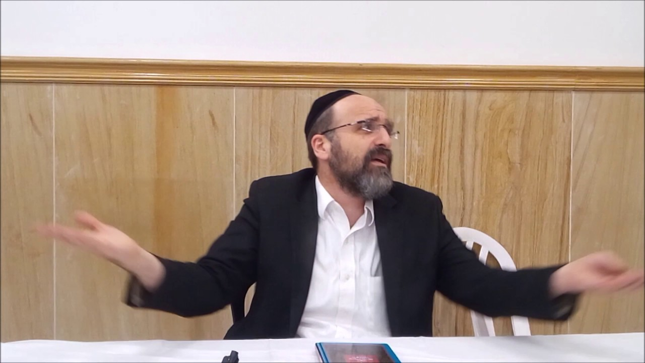 הרב אריה שפירא   דיון בסוגיית דת ומדינה