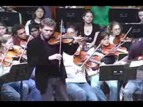Johnny Gandelsman plays Mozart 3rd Violin Concerto (2006)