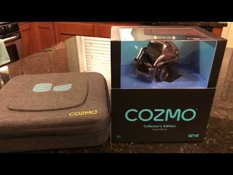 Cozmo Collectors Edition