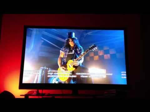 Slash Plays The Top Gear Tune 2012