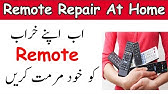 Fixing An Unresponsive Remote Control  Super Easy! - YouTube