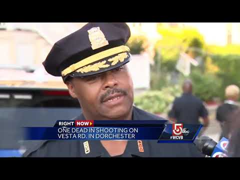One person dead in Boston shooting; no arrests made