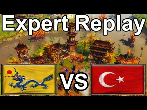 Shmras vs Mikawanosika Recorded Game Analysis by ZutaZuta: China vs Ottoman Turks!